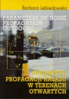 Parameters of noise propagation outdoors